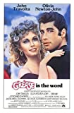 Pop Culture Graphics Grease 27x40 Movie Poster