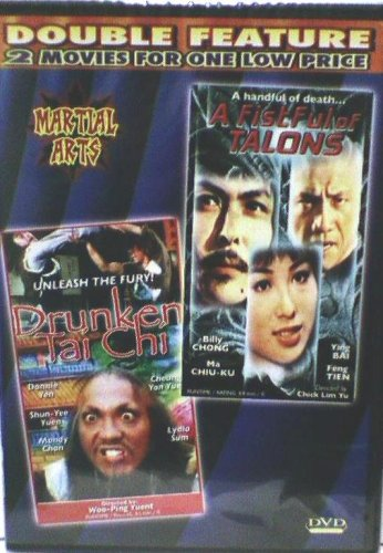 Drunken Tai Chi A Fistful of Talons *Martial Arts Double Feature*