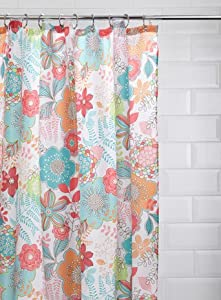 bhs floral shower curtain