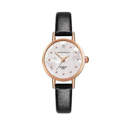 Saingace (TM) - Reloj analógico de Cuarzo para Mujer, Esfera ...