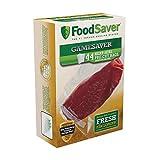 quart foodsaver bags - 20401 FoodSaver GameSaver 44 Bags - Quart Size 8 x 11