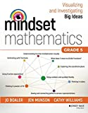 img - for Mindset Mathematics: Visualizing and Investigating Big Ideas, Grade 5 book / textbook / text book