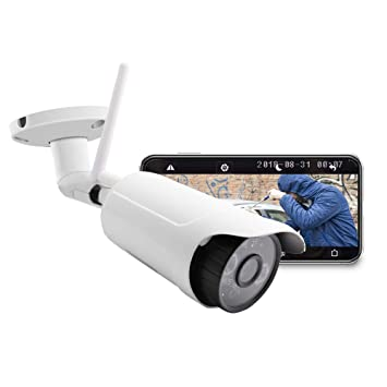 Outdoor IP Camera Variation
