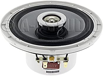 "Alpine Sps-m601 110w 6-12"" 6.5"" 2-way Type-s Marine Coaxial Speakers - Silver 3"