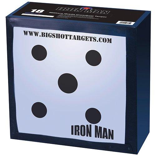 BigShot Iron Crossbow Target, 18x18x10-Inch