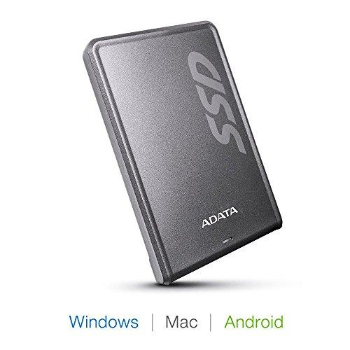ADATA SV620H 512GB USB 3.0 External Solid State Drive (ASV620H-512GU3-CTI) by ADATA (Image #2)
