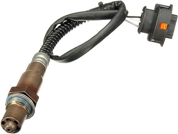 Lambdasonde O2 Sauerstoffsensor Vor Katalysator For C 1 0 1 2 1 4 Oe 09199470 855369 Mit Stecker Schwarz Baumarkt