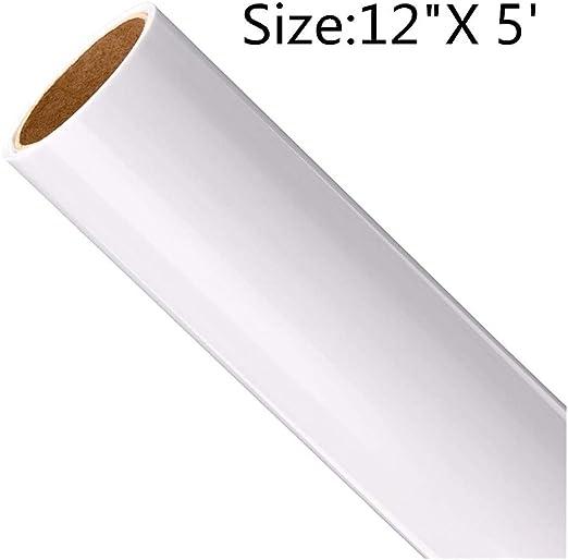 Rollo de vinilo de transferencia de calor imprimible para planchar ...