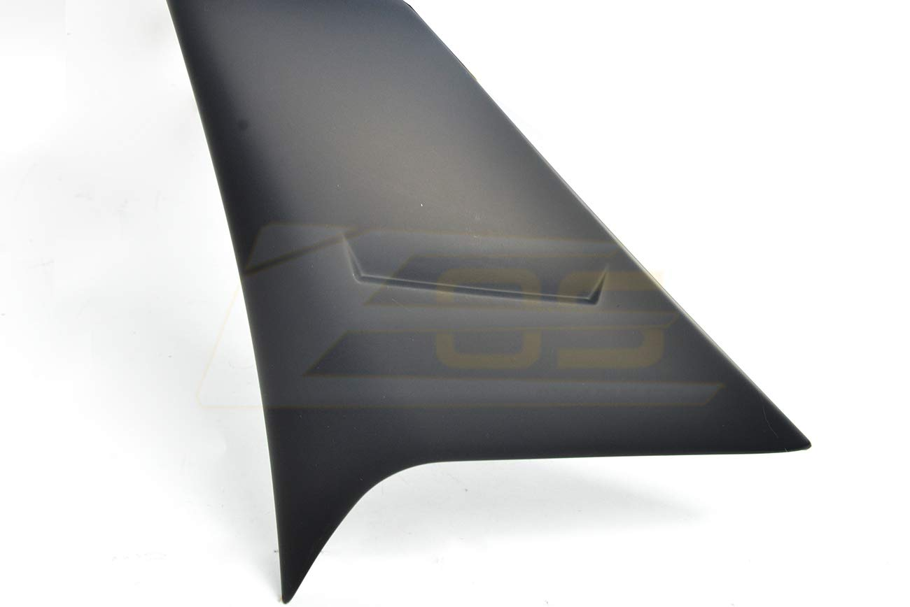 EOS Mugen Gen 1 Style ABS Plastic Primer Black Rear Trunk Lid Wing Spoiler Extreme Online Store for 1994-2001 Acura Integra DC2