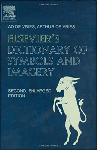 Amazon Elseviers Dictionary Of Symbols And Imagery In English