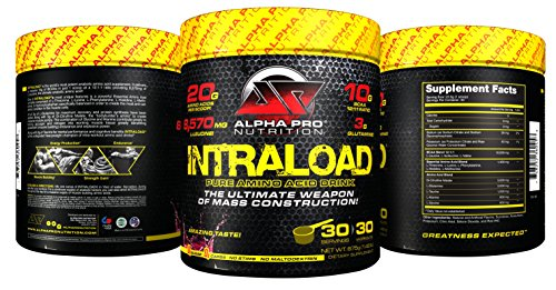 INTRALOAD (Tropical Fruit Punch) by Alpha Pro Nutrition