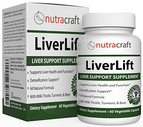 Cheap Liver Cleanse & Detox Supplement – Advanced Milk Thistle Formula With Silymarin, Turmeric, Beet, Dandelion, Chicory, Burdock, Artichoke and more – 60 Vege Capsules