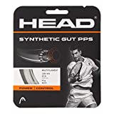 HEAD Synthetic Gut PPS Tennis String, White, 16 Gauge
