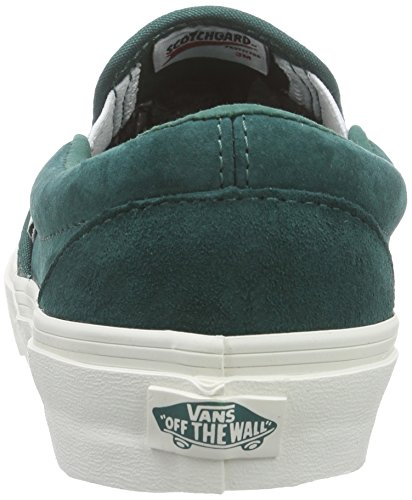 on Slip Blanc Vert Blanc Vans Classic Basses Baskets Bayberry Adulte de Scotchgard Mixte T4pEOWwvnx