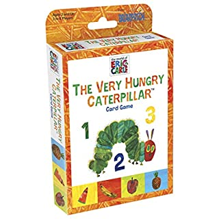 Briarpatch The World of Eric Carle Very Hungry Caterpillar Card Game