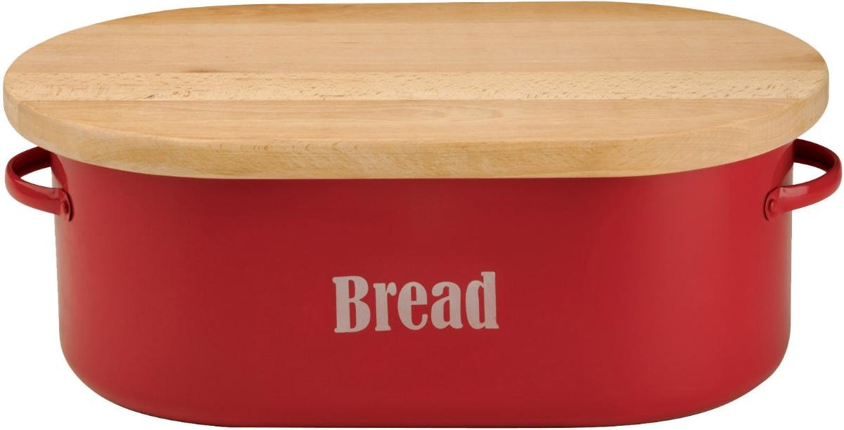 Typhoon Belmont Color-Coated Steel Bread Bin 1400.124