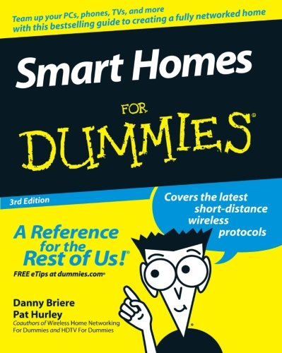 Smart Homes for Dummies 3rd Edition