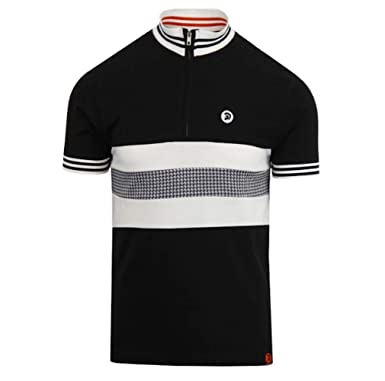 Trojan Records - Polo - para Hombre Negro Negro (XXL: Amazon.es ...