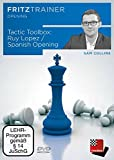 Tactic Toolbox: Ruy Lopez/Spanish Opening: Fritztrainer - Inaktives Videoschachtraining