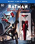 Cover Image for 'Batman & Harley Quinn Deluxe Edition (Blu-ray + DVD + UltraViolet Combo)'
