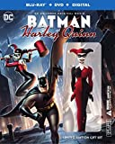 DCU: Batman and Harley Quinn Deluxe Edtiion (Blu-ray +DVD+ Digital w/Figurine)Batman finds his patience tested to the limit when he goes on a roadtrip with Harley Quinn to track down her old partner-in-crime, Poison Ivy.]]>
