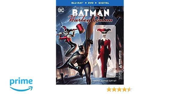 Dcu: Batman & Harley Quinn Edizione: Stati Uniti Italia Blu ...