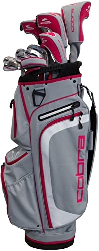 2018 Cobra Golf Women's XL Complete Set
