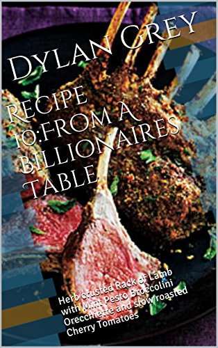Roasted Rack Of Lamb - 6