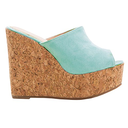 Heel Cork Wedge - 3