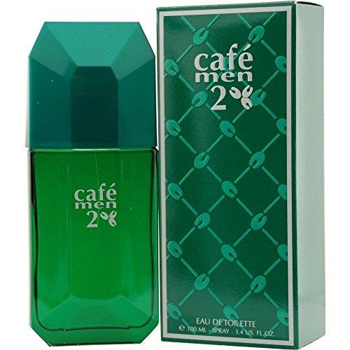 - Cofci Cafe Men 2 Men's 3.4-ounce Eau de Toilette Spray (Green Edition)