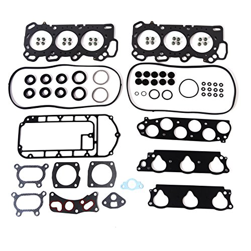 Sohc Gasket Head V6 - MOCA Head Gasket Set for 2003-2007 Honda Accord EX LX SE 3.0L V6 GAS SOHC