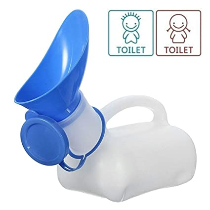 a1185b0aca83 Dicrey Portable Car Toilet, Unisex Potty Urinal for Car with Lid and ...