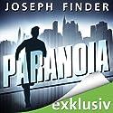 Paranoia Hörbuch von Joseph Finder Gesprochen von: Richard Barenberg