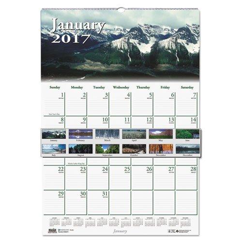 House of Doolittle 2016 Monthly Wall Calendar, 12