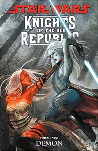Star Wars Knights Of The Old Republic Volume 9 Demon John