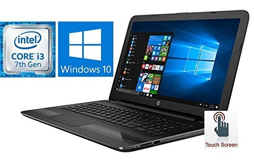 Hp Notebook 15 6 Inch Touchscreen Premium Laptop Pc  2017 Version   7Th Gen Intel Core I3 7100U 2 4Ghz Processor  8Gb Ddr4 Ram  1Tb Hdd  Supermulti Dvd Burner  Bluetooth  Windows 10