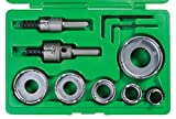 Greenlee - Carbide Cutter, Qck Chnge, 8Pc, Hole