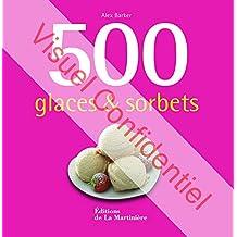 500 glaces et sorbets