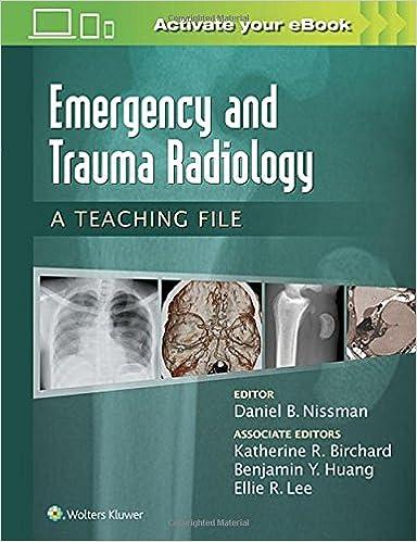 Emergency and trauma radiology a teaching file lww teaching file emergency and trauma radiology a teaching file lww teaching file series first edition fandeluxe Choice Image