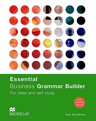 Essential Business Grammar Builder (Business Builders S)