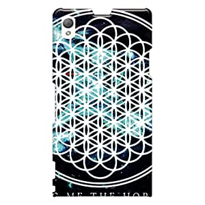 High Quality Mobile Case For Sony Xperia Z1 With Allow Personal Design Stylish Bring Me The Horizon Band Bmth Series MarieFrancePitre