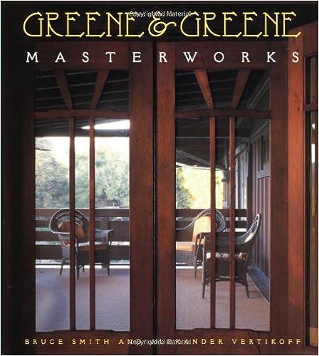 Greene and Greene Masterworks