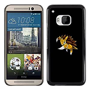 Stuss Case / Funda Carcasa protectora - Sandslah P0kemon - HTC One M9