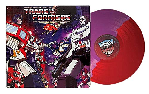 (Transformers: Music from the '80s TV Series)