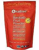 Kaibae Organic Baobab Fruit Powder