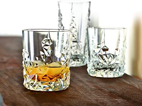 2-teiliges Whiskybecher-Set Spiegelau /& Nachtmann Sculpture 91901
