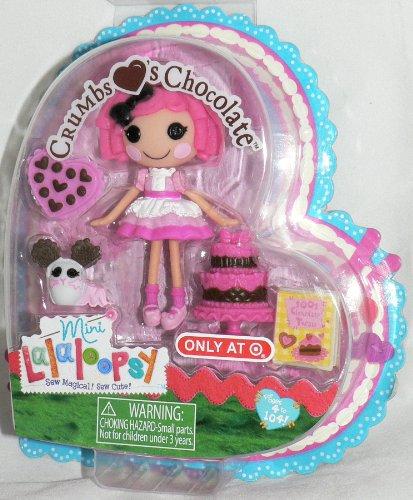 Mini Lalaloopsy Crumbs Sugar Cookie Valentine