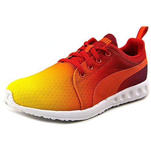 Puma Carson Runner Sunset Fade Men Us 7 Sneakers Multicolor