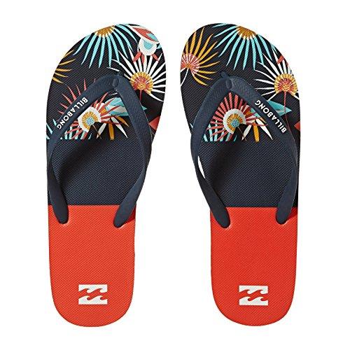Billabong Tides Tribong–Zapatos de deporte en sala hombre Red