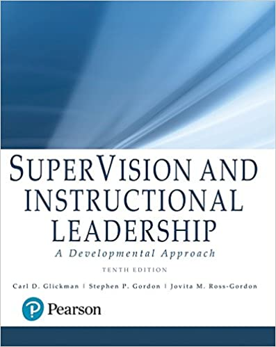 Amazon supervision and instructional leadership a supervision and instructional leadership a developmental approach 10th edition kindle edition fandeluxe Gallery